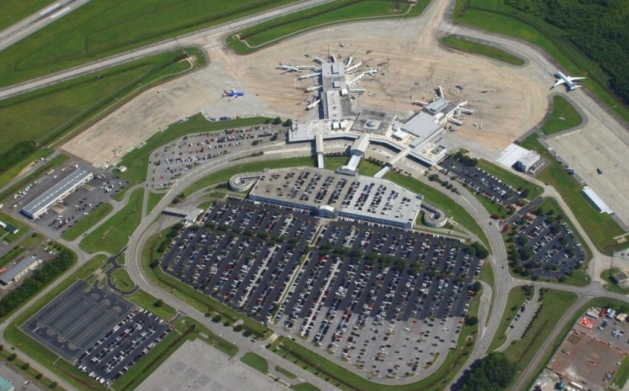 Airport Parking Aerial Airport Urbanism Max Hirsh