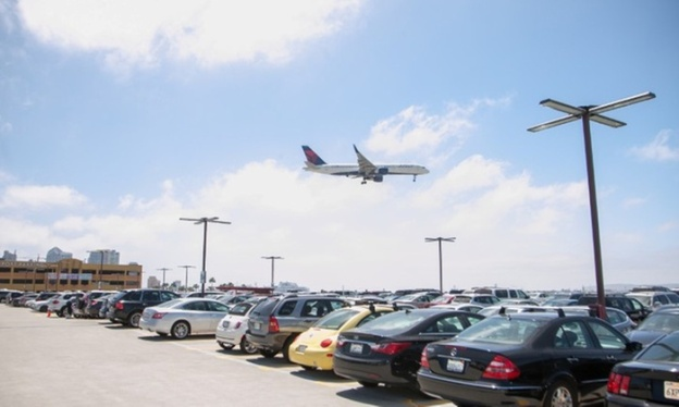 Airport Parking Max Hirsh Airport Urbanism